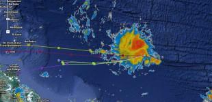 Les cyclones en Martinique